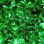 Гидрогель зеленый, шарики