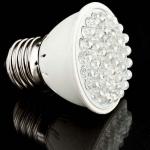 Лампа Е27 38 LED
